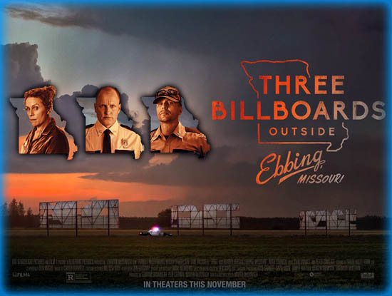 Three Billboards Outside Ebbing, Missouri Besetzung