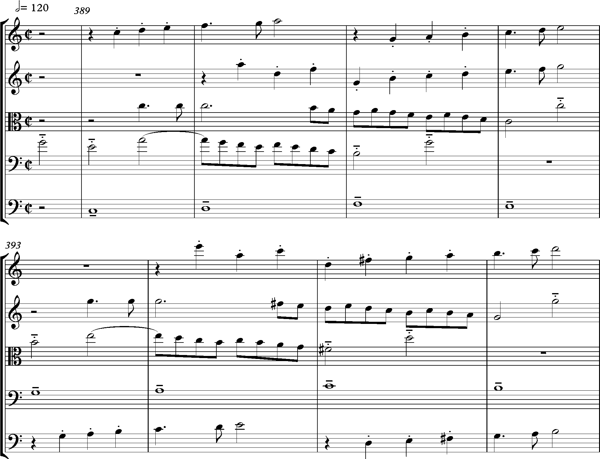 mozart_jupiter_finale_final_section2c_bars_389-396_all_five_themes_together