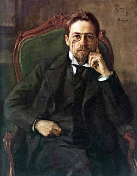Chekhov_1898_by_Osip_Braz